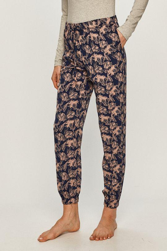 granatowy Calvin Klein Underwear - Spodnie piżamowe Damski