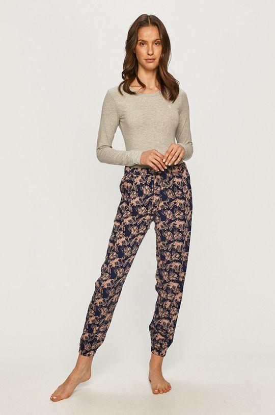 Calvin Klein Underwear - Spodnie piżamowe granatowy