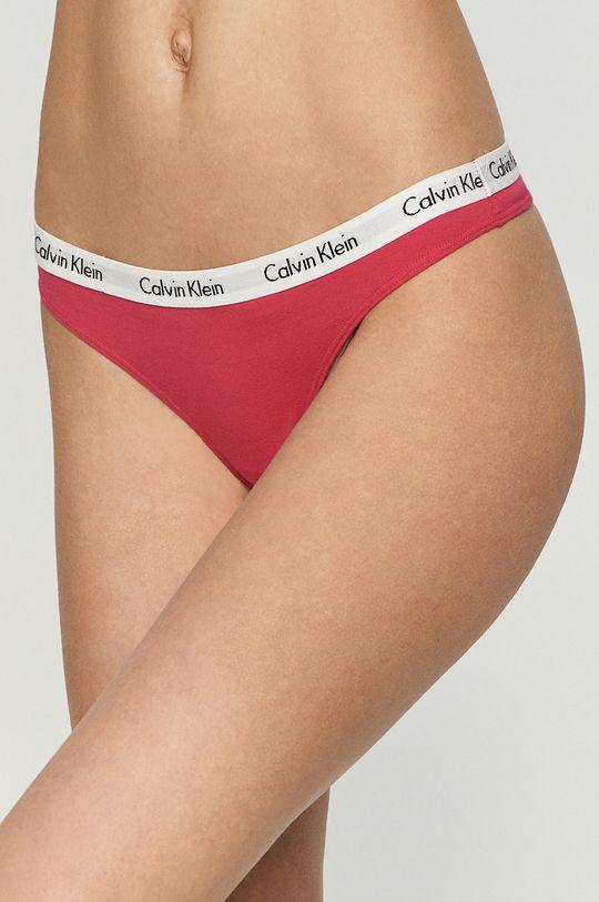 ostry różowy Calvin Klein Underwear - Bielizna 0000D1617E Damski