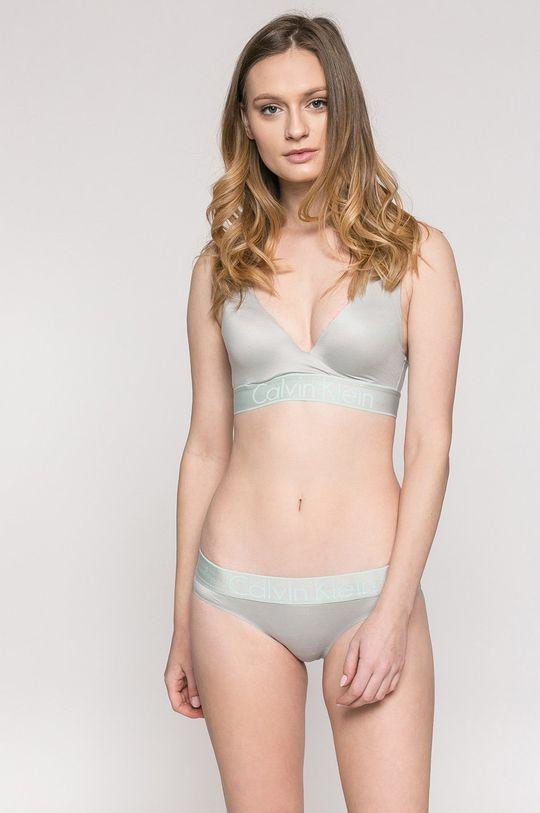 Calvin Klein Underwear - Podprsenka šedá