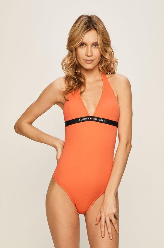 oranžová Tommy Hilfiger - Plavky Dámský