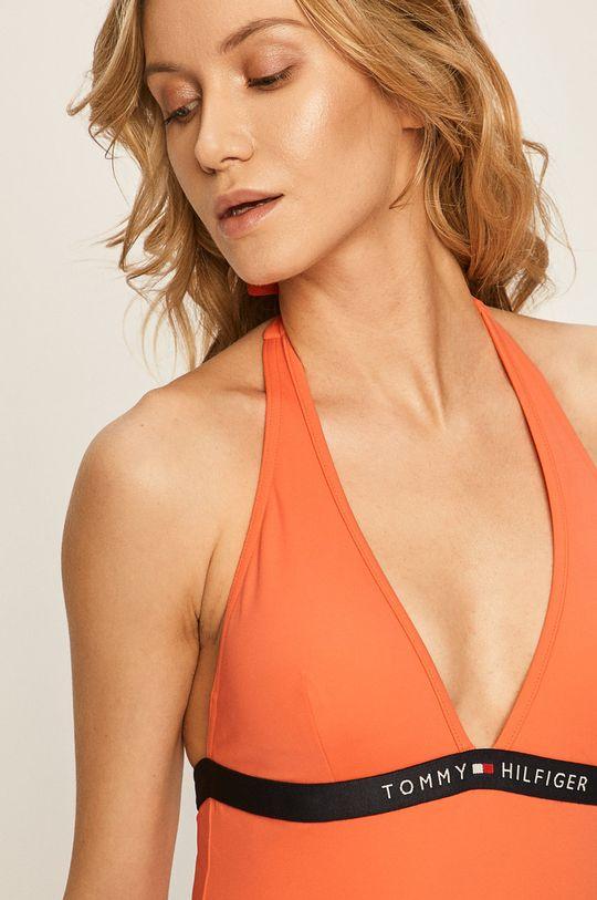 oranžová Tommy Hilfiger - Plavky