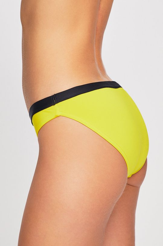 Tommy Hilfiger - Figi kąpielowe żółty