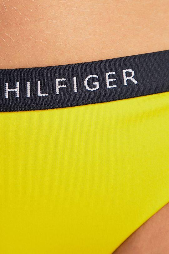 żółty Tommy Hilfiger - Figi kąpielowe