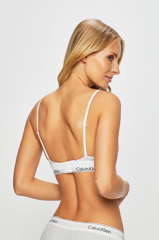 Calvin Klein Underwear - Podprsenka světle modrá