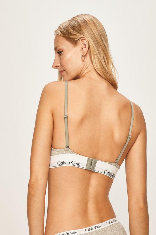 Calvin Klein Underwear - Podprsenka světle šedá