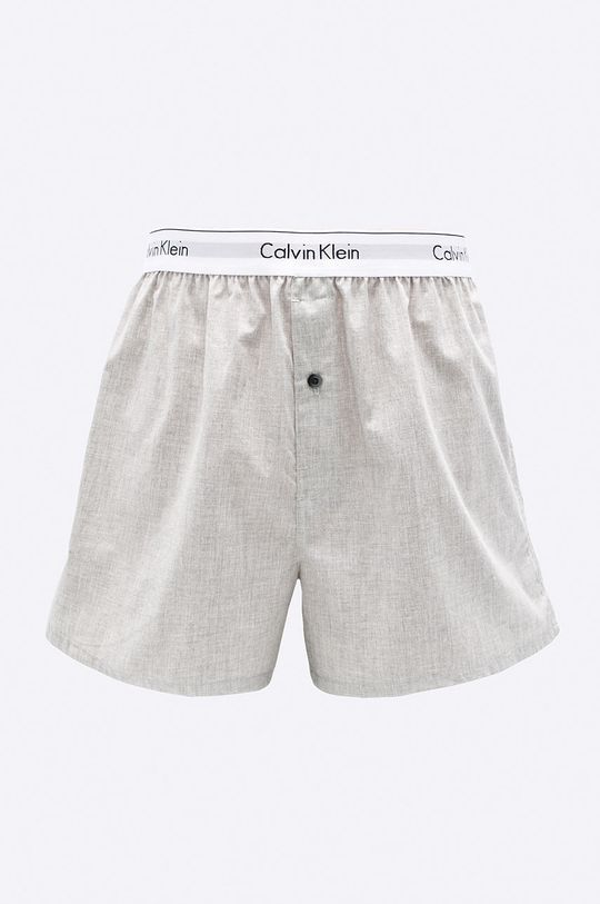 militar Calvin Klein Underwear - Boxeri (2-pack) De bărbați
