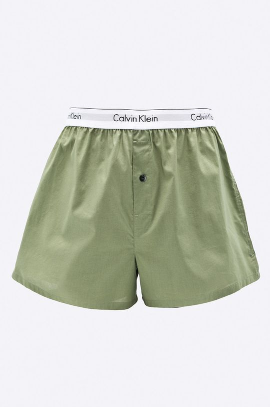 Calvin Klein Underwear - Boxeri (2-pack) militar