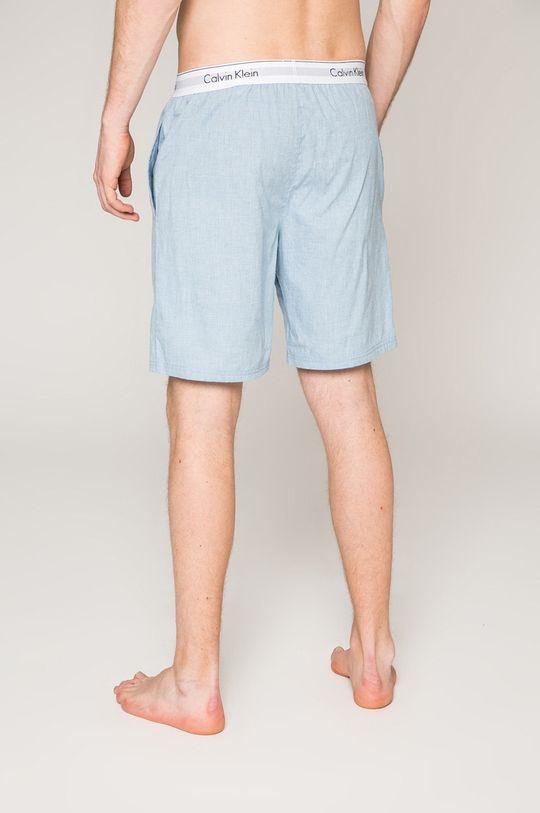 Calvin Klein Underwear - Pyžamové šortky světle modrá