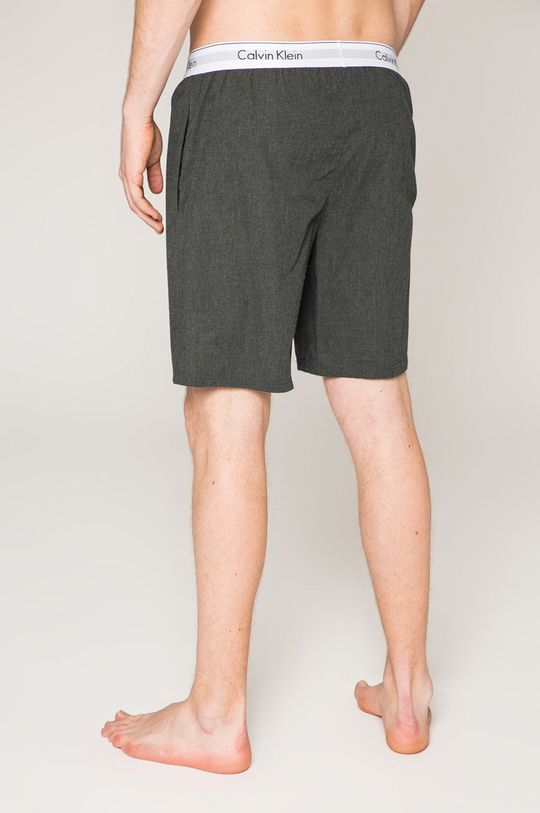 Calvin Klein Underwear - Pyžamové šortky grafitová