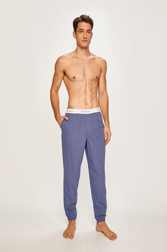 Calvin Klein Underwear - Pyžamové nohavice modrá