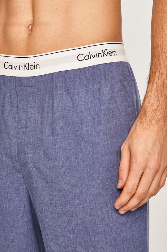 modrá Calvin Klein Underwear - Pyžamové nohavice
