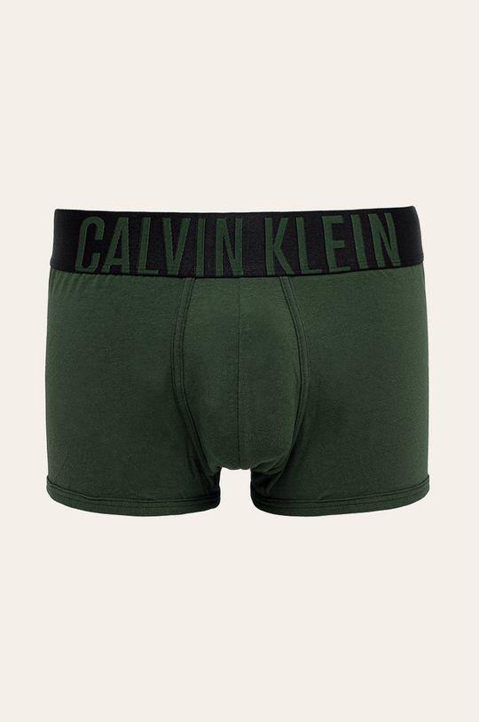 tlumená zelená Calvin Klein Underwear - Boxerky Pánský