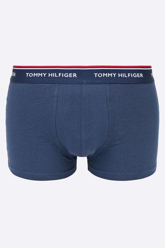 Tommy Hilfiger - Spodná bielizeň (3-pak) modrá
