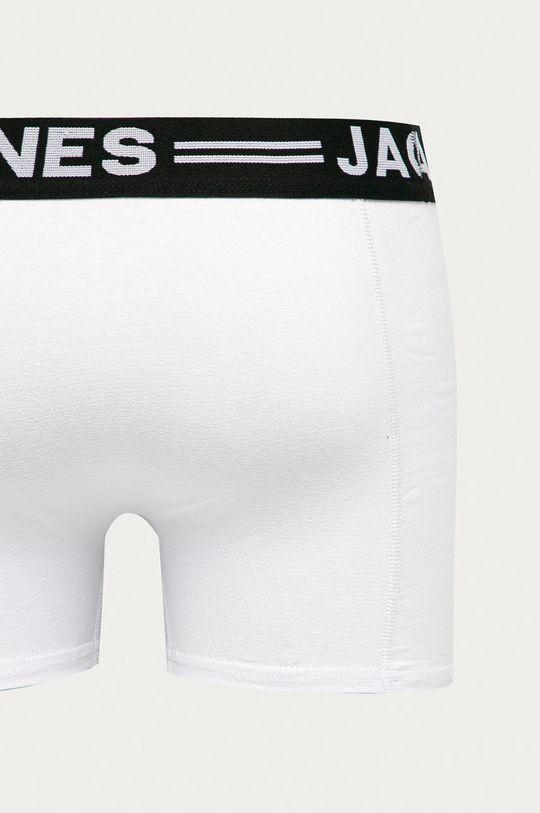 Jack & Jones - Bokserki (3-pack) biały