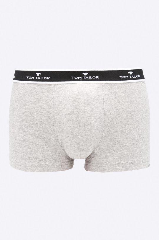 Tom Tailor Denim - Bokserki (2-pack) jasny szary