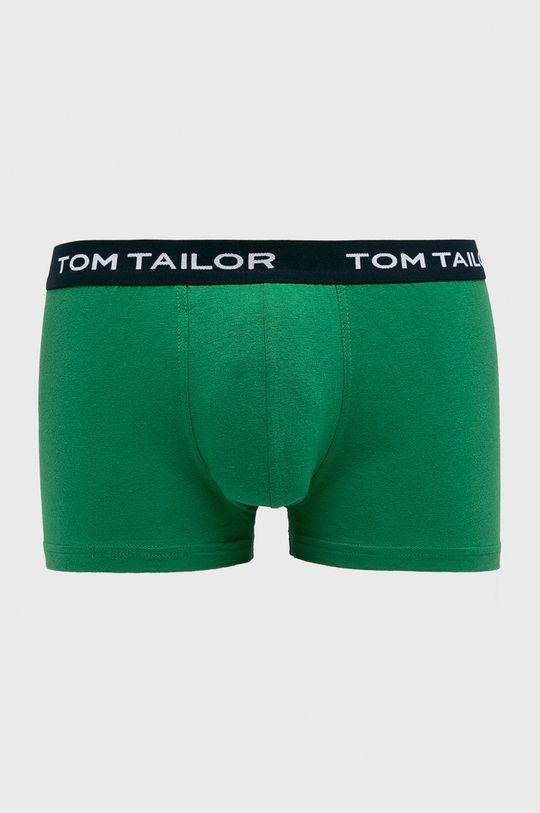 Tom Tailor Denim - Bokserki (3-pack) ostry czerwony