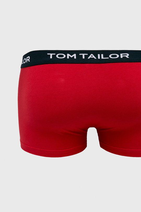 ostry czerwony Tom Tailor Denim - Bokserki (3-pack)