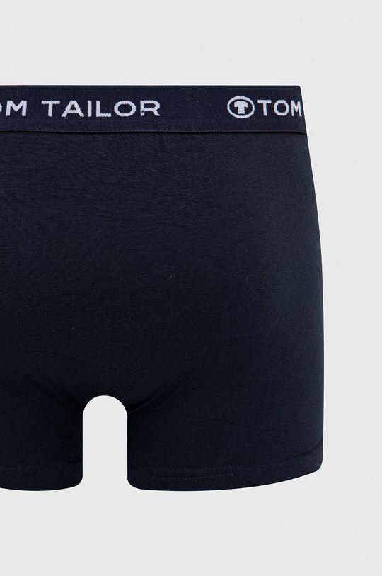 Tom Tailor Denim - Bokserki (3-pack) czerwony