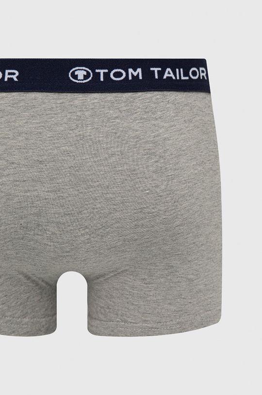 Tom Tailor Denim - Bokserki (3-pack) 95 % Bawełna, 5 % Elastan