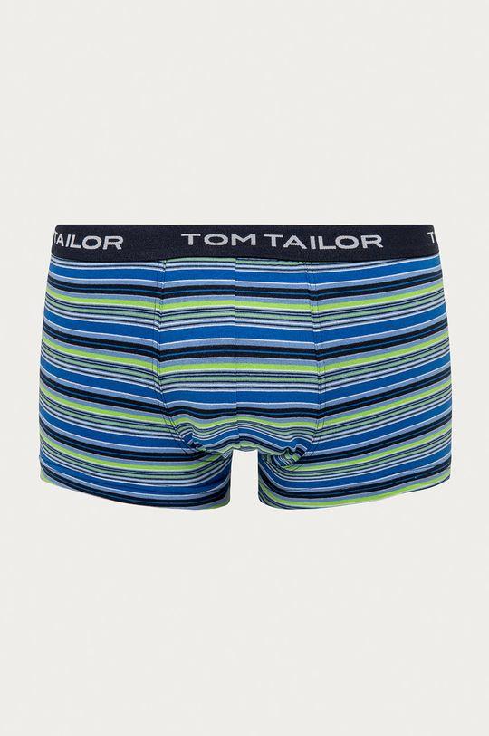 Tom Tailor Denim - Boxerky (3-pak) modrá