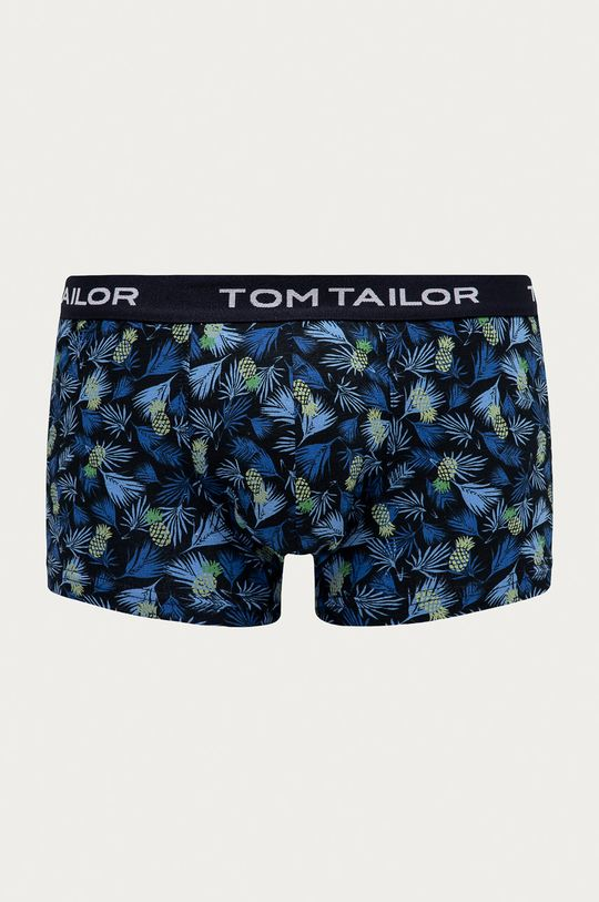 Tom Tailor Denim - Bokserki (3-pack) niebieski