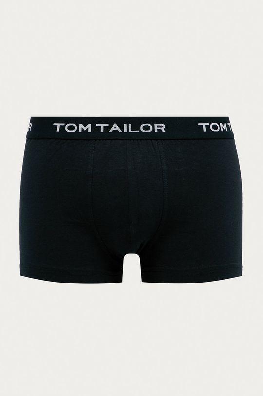 Tom Tailor Denim - Boxerky (3-pak) sivá