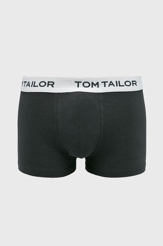 szary Tom Tailor Denim - Bokserki (3-pack) Męski