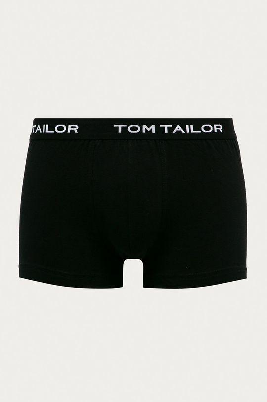 čierna Tom Tailor Denim - Boxerky (3-pak)