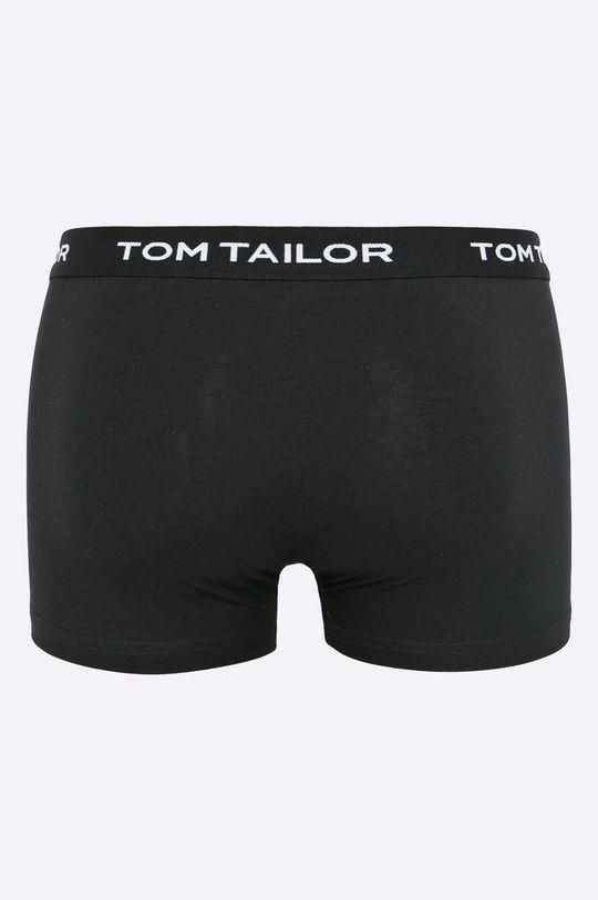 Tom Tailor Denim - Boxerky černá