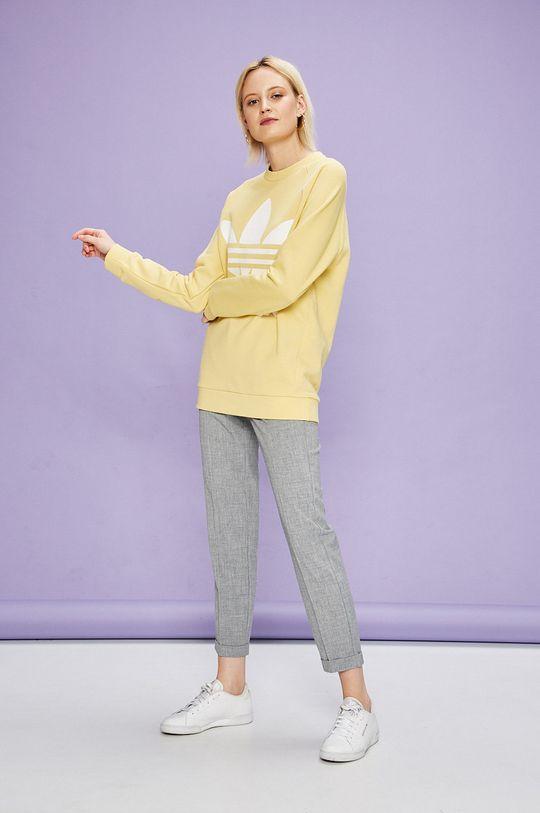 adidas Originals - Суичър жълт