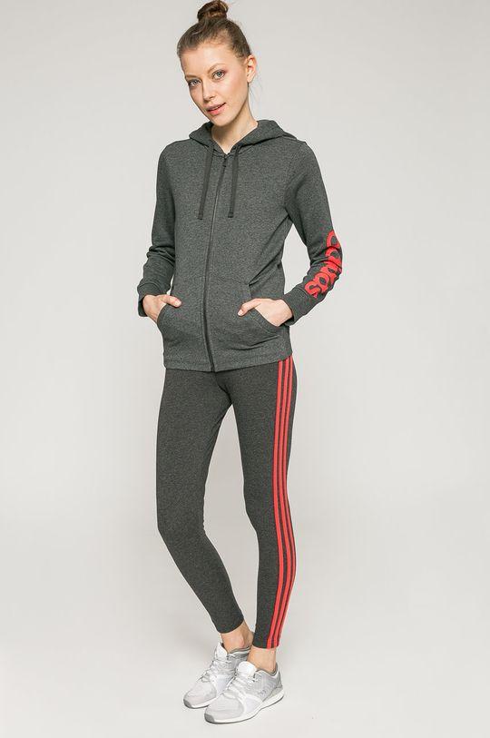 adidas Performance - Суичър сив