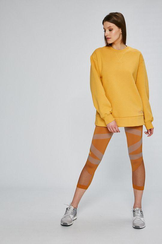 adidas by Stella McCartney - Суичър жълт