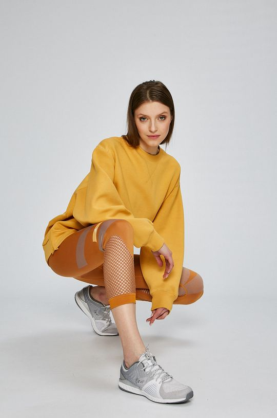 жълт adidas by Stella McCartney - Суичър