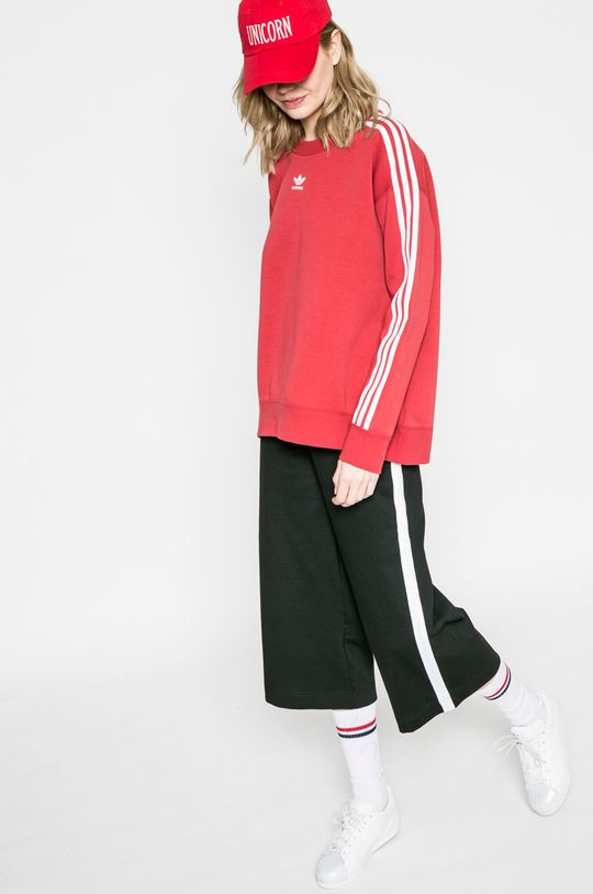 adidas Originals - Суичър червен