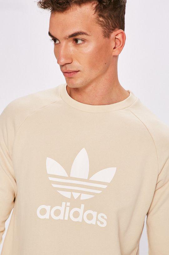 кремав adidas Originals - Суичър