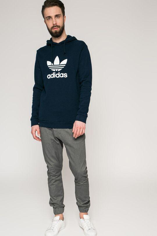 adidas Originals - Суичър тъмносин