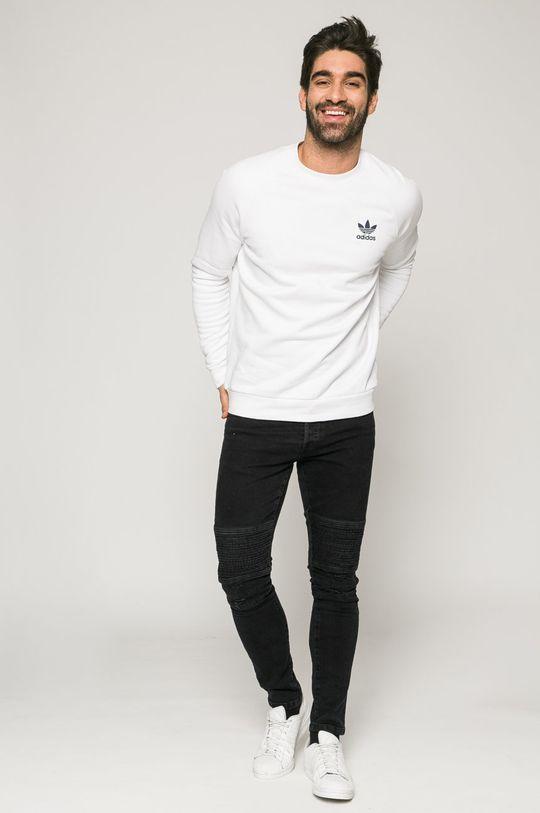 adidas Originals - Суичър бял