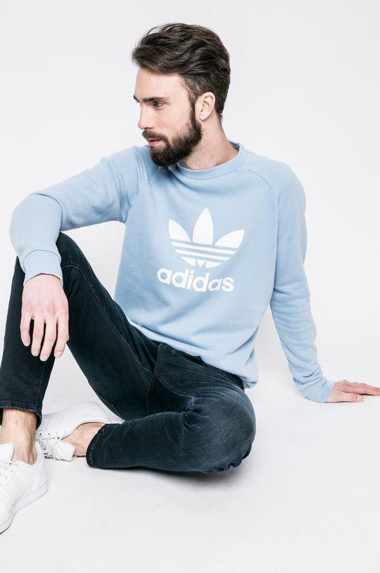 син adidas Originals - Суичър Чоловічий