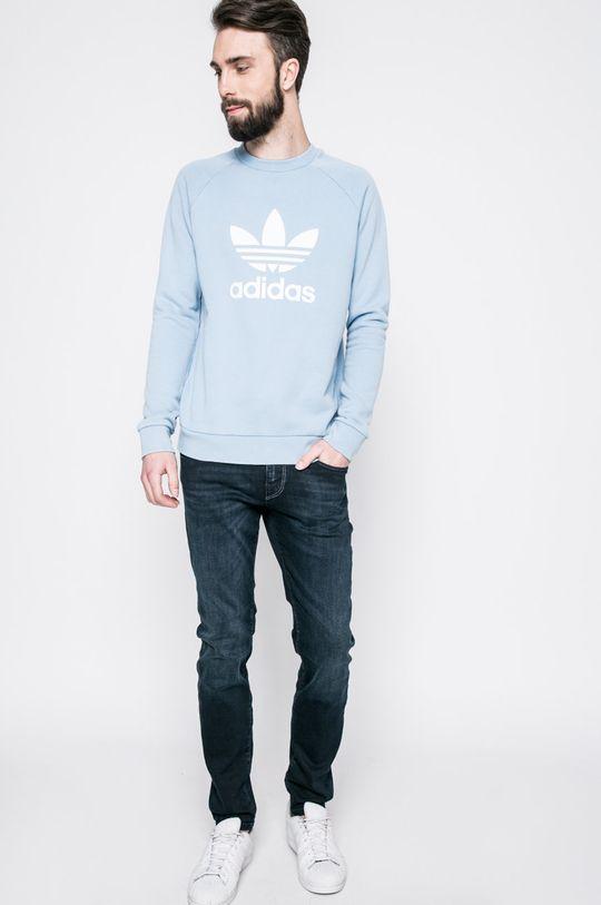 adidas Originals - Суичър син