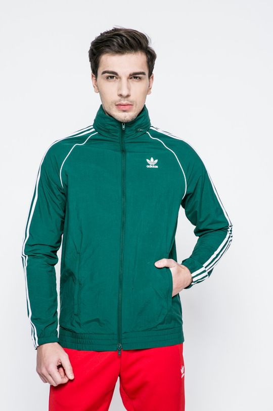 зелен adidas Originals - Яке Чоловічий