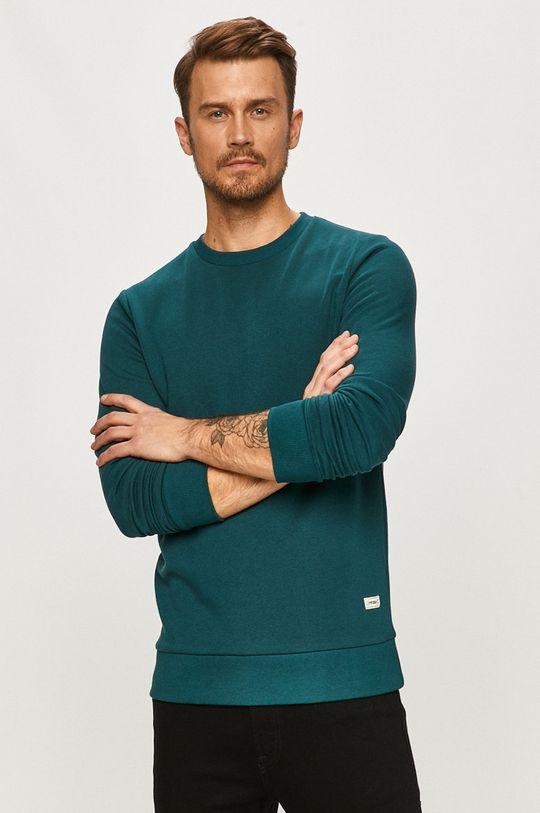 turcoaz Produkt by Jack & Jones - Bluza De bărbați