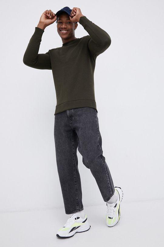 Produkt by Jack & Jones - Bluza ciemny zielony