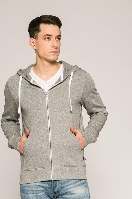 jasny szary Produkt by Jack & Jones - Bluza Męski