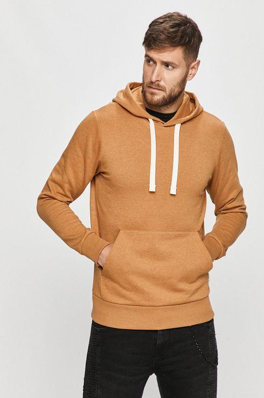 maro Produkt by Jack & Jones - Bluza De bărbați