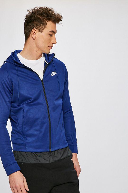 albastru Nike Sportswear - Bluza De bărbați