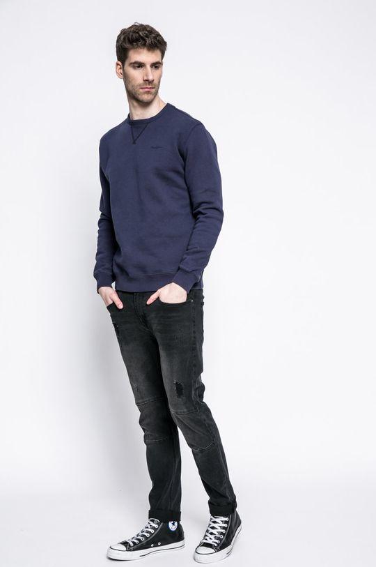 Pepe Jeans - Кофта темно-синій