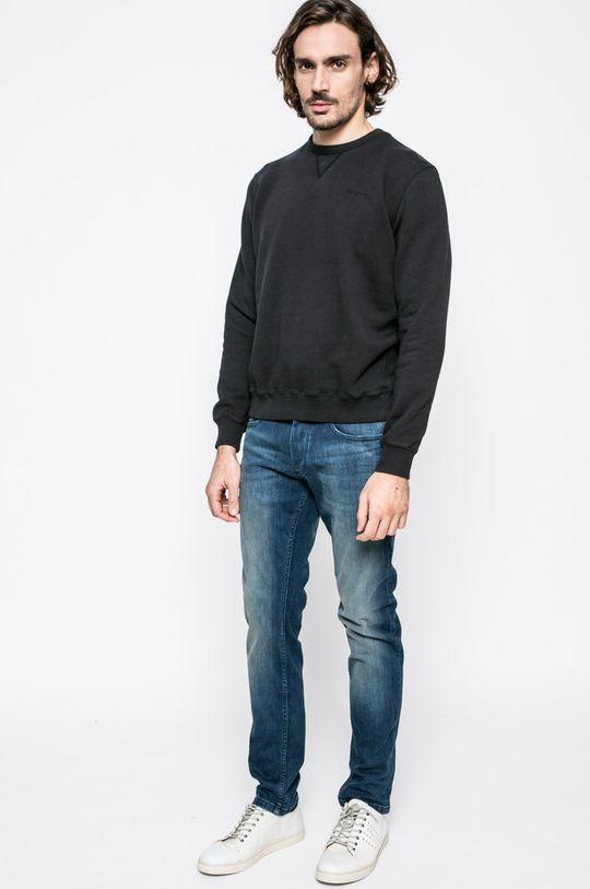 Pepe Jeans - Mikina černá