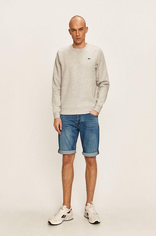 Lacoste - Bluza gri