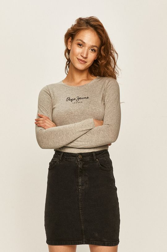 gri Pepe Jeans - Bluza New Virginia De femei